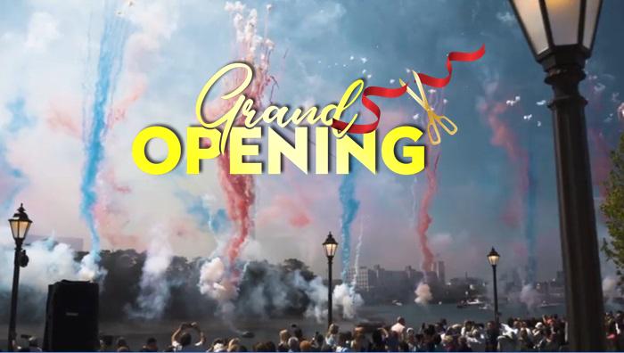 Encore Boston Harbor celebrates long-awaited Grand Opening on Sunday