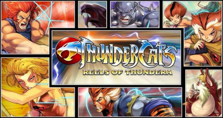 Blueprint Gaming Limited unleashes ThunderCats: Reels of Thundera