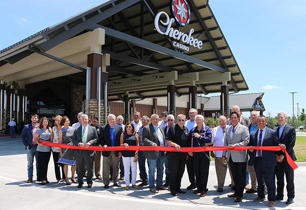 Cherokee Casino Tahlequah – Springs Plaza